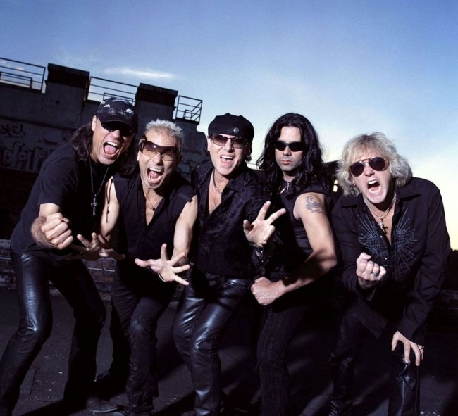 Living For Tomorrow Scorpions