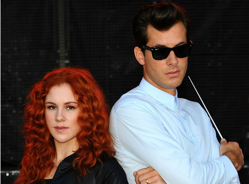 Anywhere In The World Mark Ronson ft. Katy B